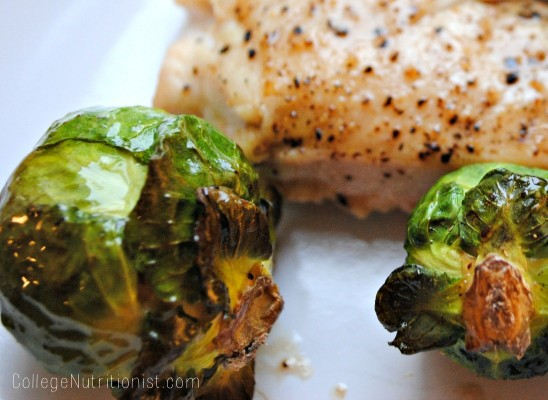 Chicken & Brussels Sprouts