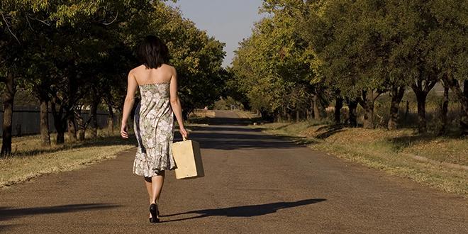 WalkingWearing